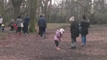Free Fern Lodge Estate Forest school activity Streatham Common Lambeth-5
