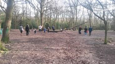 Free Fern Lodge Estate Forest school activity Streatham Common Lambeth-6