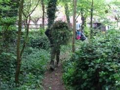 Free family nature activity Knights Hill Wood Lambeth London-6