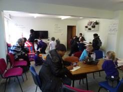 Free Fern Lodge Lambeth Forest School after school children gardening activity-1