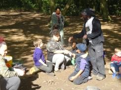 Free after school forest school Fern Lodge Streatham Common Lambeth London-8