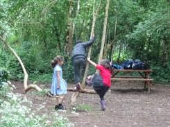 Free after school forest School Lambeth London-3