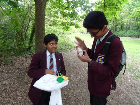 Free after school STEM club activity for St Joseph College students Lambeth London-4