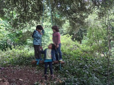 free family event Knights Hill Wood Lambeth London-10