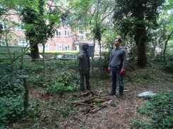 free family event Knights Hill Wood Lambeth London-6