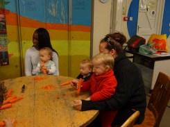 Free pre-school forest school Lollard St Adventure Playground Kennington Lambeth London-3
