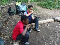 Free after school club Forest School Lambeth London-17