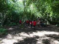 Free After School Forest School Granton Primary Lambeth London-3