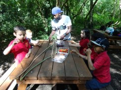 Free After School Forest School Granton Primary Lambeth London-5