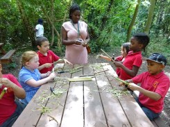 Free After School Forest School Granton Primary Lambeth London-6