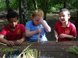 Free After School Forest School Granton Primary Lambeth London-9