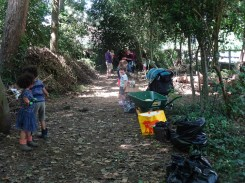 Free family nature Knights Hill Wood West Norwood Lambeth London-8