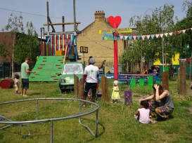 Free pre-schhool Forest School Lollard Lambeth London-4