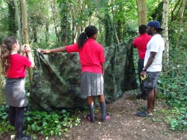 Free after school forest school club Streatham Lambeth London-10