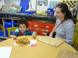 Free pre school activity kennington London-17