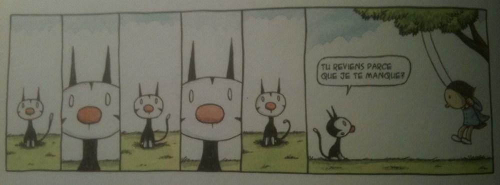 Le monde rêveur et philosophique de Liniers, auteur argentin de comic strip (5/6)