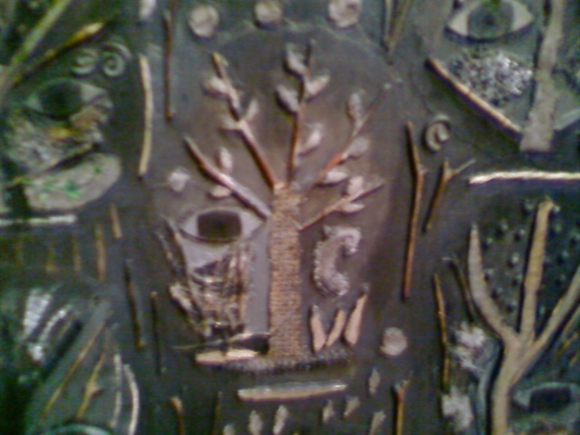 « Faire des choses avec ses mains... C'est aussi un peu une lutte contre la surconsommation sans coeur et sans don de soi » : rencontre avec Marie Morel, peintre (5/5)
