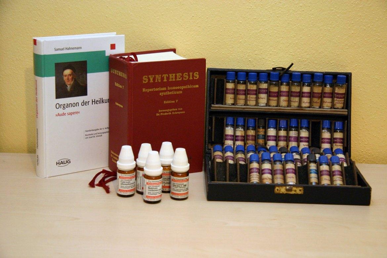 Homöopathie Set