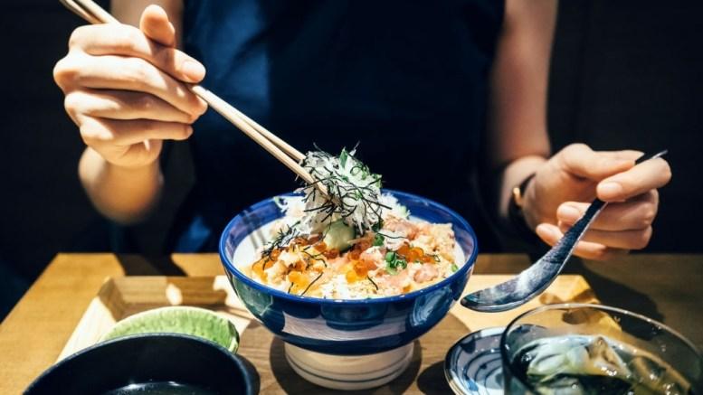 dieta de comida japonesa