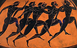 Greek athletes
