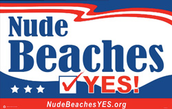Nude Beaches - YES!