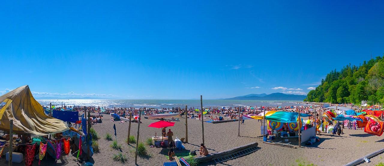 Wreck Beach Vancouver Nudism, Naturism, nude beach, nudist events