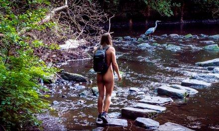 World Naked Hiking Day