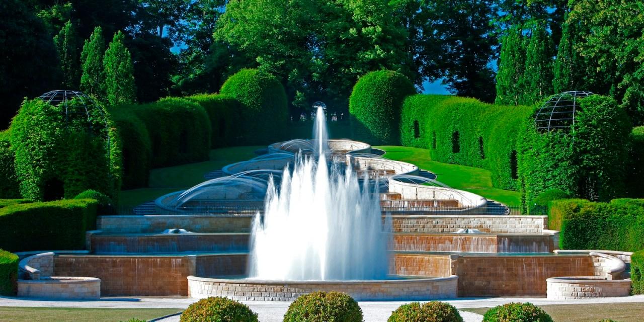 Alnwick Garden welcomes British Naturism