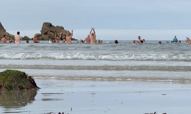 The Great Guernsey Skinny Dip!