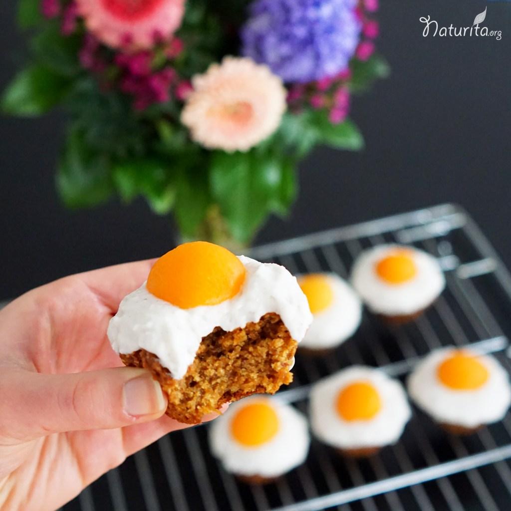Muffins_Karotte_Spiegeleier_Ostern