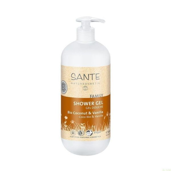 2461 Gel coco vainilla SANTE 950 ml