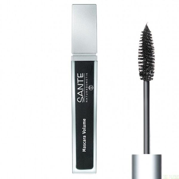3252 Mascara pestanas volumen 01 black SANTE