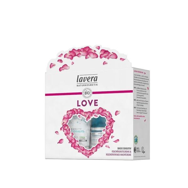 3375 Pack facial love basis sensitiv LAVERA