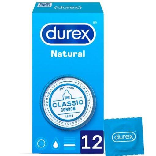 Durex Preservativos Natural