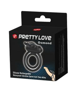 Pretty Love Osmond Anillo Vibrador
