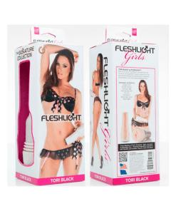 Fleshlight Tori Black Vagina