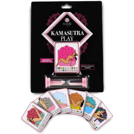 SecretPlay juego kamasutra