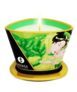 shunga vela masaje té verde