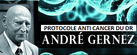 Protocole anti cancer du Dr Gernez