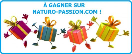 A gagner sur Naturo-Passion