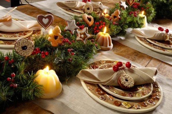 idées-décoration-table-Noël-fait-maison