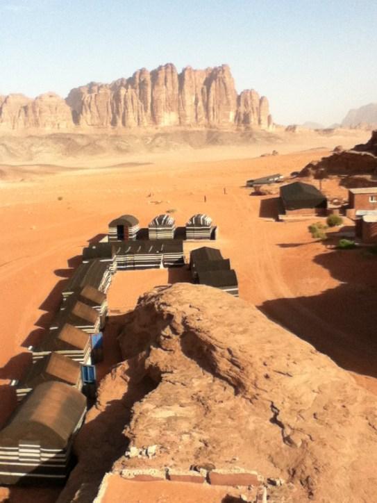 Beduinen-Camp