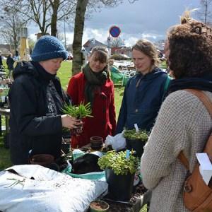 Selvforsyner i egen have - Havebotanik @ Naturplanteskolen | Hedehusene | Danmark
