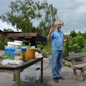Vild fermentering @ Naturplanteskolen | Hedehusene | Danmark
