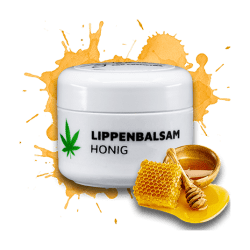 Lippenbalsam – Marry Green - Honig & CBD – 5ml