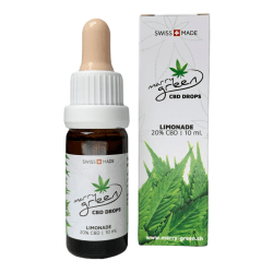 Öl-Tropfen - Marry Green - Lemon 20% CBD - 10ml