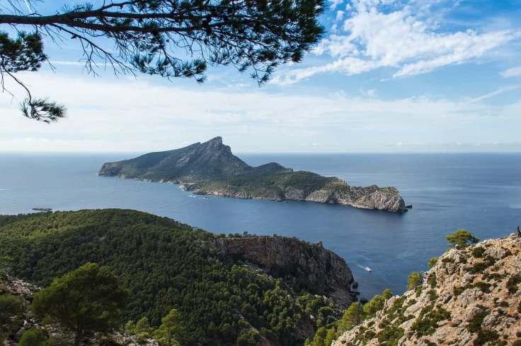 Naturpark Sa Dragonera Naturschutzgebiete Mallorca