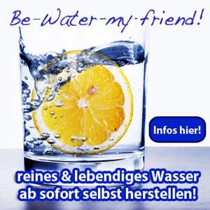 Wasser - Trinkwasserfilter