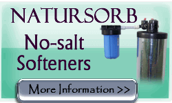 Natursorb No Salt Water Treatment