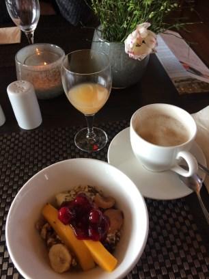 Frühstück Wellness Hotel Brandenburg